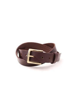 Ceinture Standard Slim Chocolate