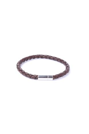 Bracelet Tressé Chocolate