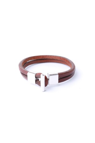 Bracelet Tau Chestnut
