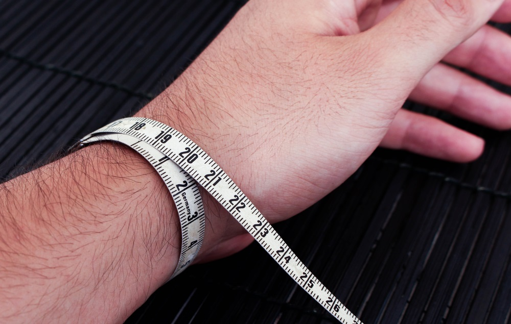 Mesurer sa taille de poignet
